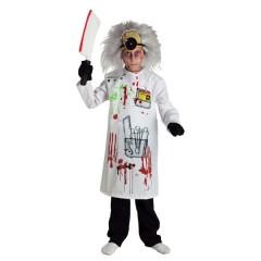 Τρελός Επιστήμονας στολή για αγόρια