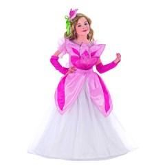 Βασίλισσα των Ρόδων ρομαντική στολή εποχής για κορίτσια