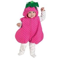 Φραουλίτσα στολή για μωράκια