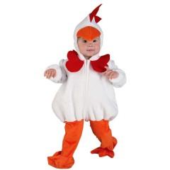 Κοκοράκι στολή για μικρά παιδιά ο μικρός κόκκορας
