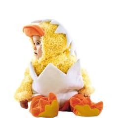 Κοτοπουλάκι στολή για μωράκια που μόλις σκάνε από το αυγό