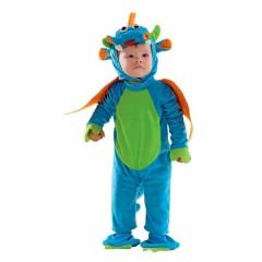 Δρακάκι στολή για μικρά παιδάκια που αγαπούν το Δράκο