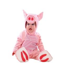 Γουρουνάκι μικρή στολή για μωρά