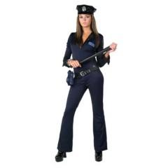 Αστυνομικός φόρμα γυναικεία στολή ενηλίκων