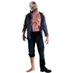 Στολή Walking Dead με μάσκα για αγόρια ζόμπι