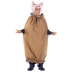 Γουρούνι στο Σακί αστεία στολή για ενήλικες