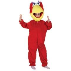 Muppet show Girl στολή πουλί για ενήλικες