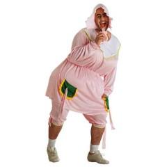 Μωρό Παχουλό Ροζ στολή για ενήλικες