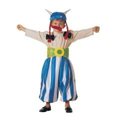 Μικρός Χοντρός Γαλάτης στολή για αγόρια Οβελίξ