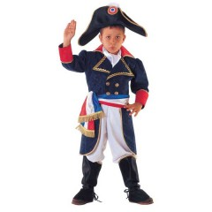 Ναπολέων στολή για μικρά αγόρια ο Μεγάλος Στρατηγός