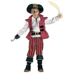 Πειρατής Καραϊβικής στολή αγοριών