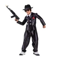 Δον Βίτο στολή για αγόρια ο νεαρός μαφιόζος