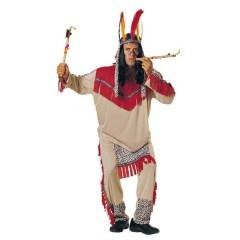 Ινδιάνος στολή ενηλίκων