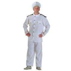 Καπετάνιος στολή ενηλίκων