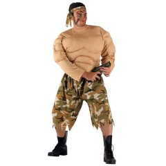 Ράμπο στολή ενηλίκων