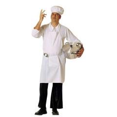 Σεφ Μάγειρας ποδιά στολή ενηλίκων