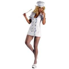 Σέφ Γυναίκα  στολή ενηλίκων