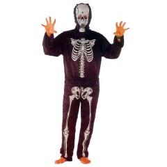 Σκελετός στολή ενηλίκων