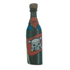 Μπουκάλι για ρούμι Πειρατή