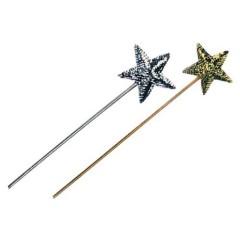 Ραβδάκι Αστεράκι Με Πούλιες σε δύο χρώματα