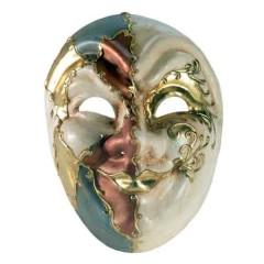 Μάσκα Paper Mache Ανδρικό πρόσωπο