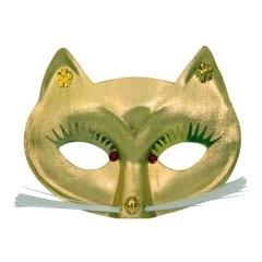 Μάσκα Ματιών Γάτας σε τρία χρώματα