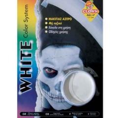 Μακιγιάζ Λευκό χρώμα