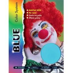 Μακιγιάζ Μπλε χρώμα