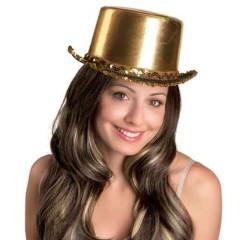 Καπέλο Ημίψηλο  Σατέν σε τρία χρώματα