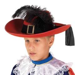 Καπέλο Ιππότη Σωματοφύλακα με φτερό