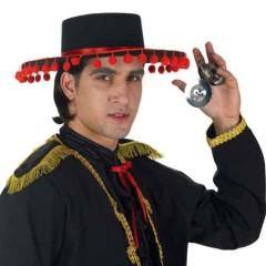 Καπέλο Σπανιόλου με πον πον