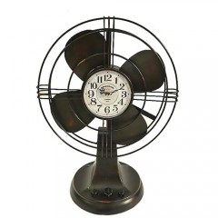 Επιτραπέζιο ρολόι Vintage ανεμιστήρας 61cm