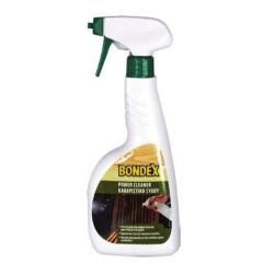 Καθαριστικό spray ξύλινων επίπλων κήπου Bondex Power Cleaner