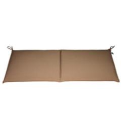 Μαξιλάρι για καναπέ και κούνια διθέσιο καφέ Eco line Camel