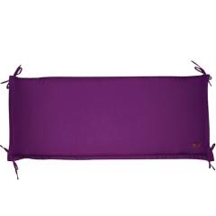 Μαξιλάρι για καναπέ και κούνια διθέσιο μωβ Gumnut Purple