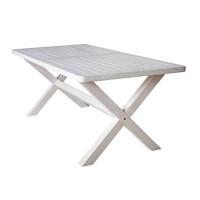 Απόλλων Τραπέζι 180x92cm σταθερό