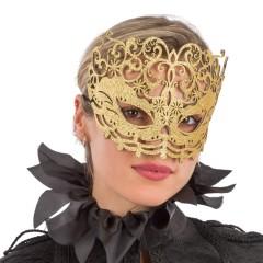 Μάσκα Ματιών Χρυσή