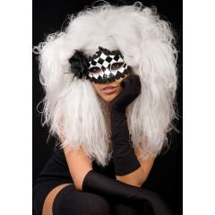 Περούκα Λευκή Γυναικεία