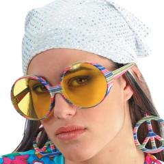 Σετ Γυαλιά & Σκουλαρίκια Hippie
