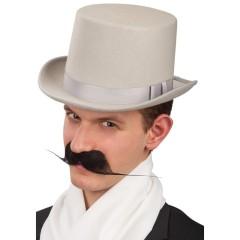Τσόχινο Καπέλο Ημίψηλο Γκρι