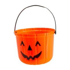 Κουβαδάκι Halloween Κολοκύθα