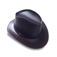 Καπέλο Cow Boyδερματίνη
