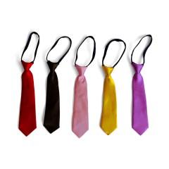 Γραβάτα σατέν μικρή σε 5 χρώματα