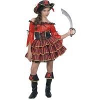 Βασίλισσα Των Πειρατών αποκριάτικη στολή για κορίτσια