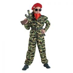Στολή Δυνάμεις Καταδρομών για δυναμικά αγόρια Κομάντο