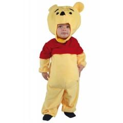Αρκουδάκι κίτρινο στολή για μωράκια