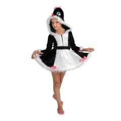 Πιγκουίνα αποκριάτικη στολή για κορίτσια