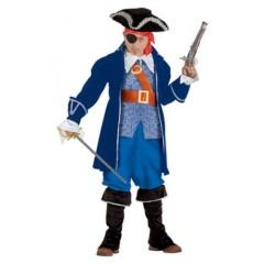 Πειρατής Μαυρογένης στολή για αγόρια ο Κουρσάρος Φόβητρο