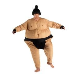 Παλαιστής Σούμο αποκριάτικη στολή ενηλίκων stuffed