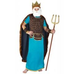 Ποσειδώνας ο αρχαίος θεός στολή για αγόρια